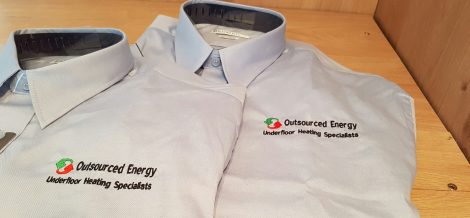 embroidered workwear torquay