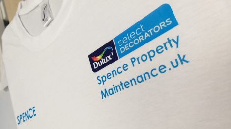 professional clothing printers torbay
