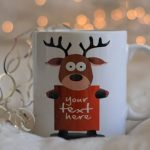 novelty christmas mugs