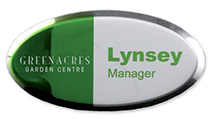 name badge printers, name badge makers, name badge printers in torquay, torquay name badges