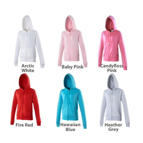 personal leisure wear girlie hoodie printers, local team wear zoodie suppliers, printed girls leavers hoodies, school leavers zoodie printers, custom girly zoodies