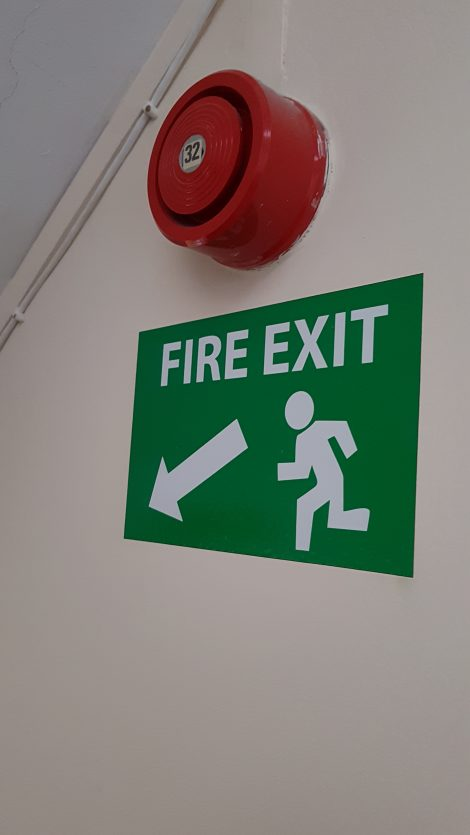 safety sign printers newton abbot