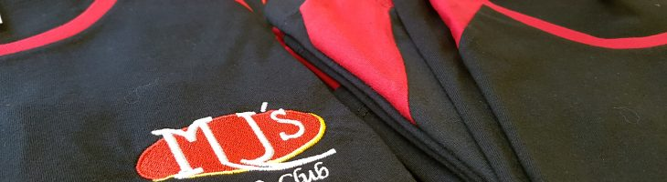 local embroidery services, work wear embroidery, embroidered uniform, embroider, stitching, local embroidery